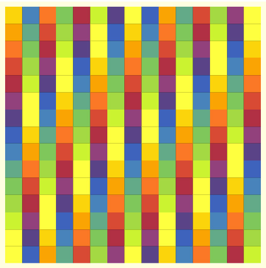 "AlbertoAriza recodes ""Geometric Komposition"""